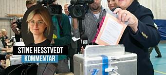 Medienes rolle i valgkampen har blitt viktigere