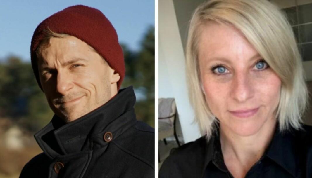 Annemarte Moland og Per Magnus Riseng går til Aftenposten.