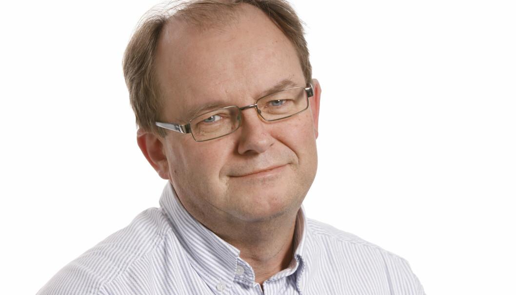 Jan-Eirik Lien jobbet i mange år i NRK