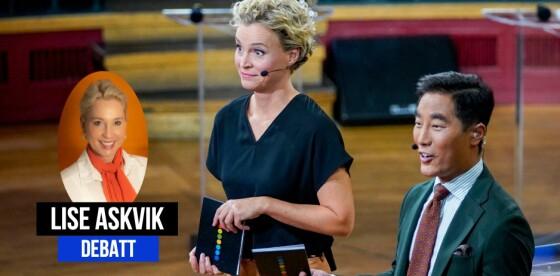 Når NRK tar valget for velgerne