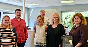 Nordstrands Blad ble «Årets lokale nyhetsnettsted» - slik forklarer de suksessen