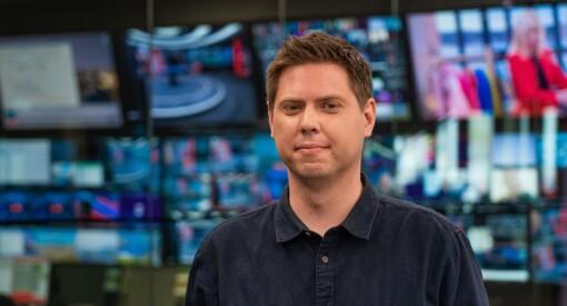 TV 2 oppretter ny stilling - Fredrik Kirkevold blir nyhetssjef