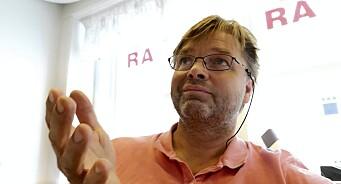 Torfinn Skåttet er ny redaktør i Aust-Agder Blad