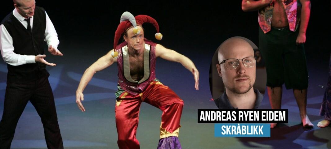 Høstmenyene til NRK og TV 2 skuffer om du liker humor