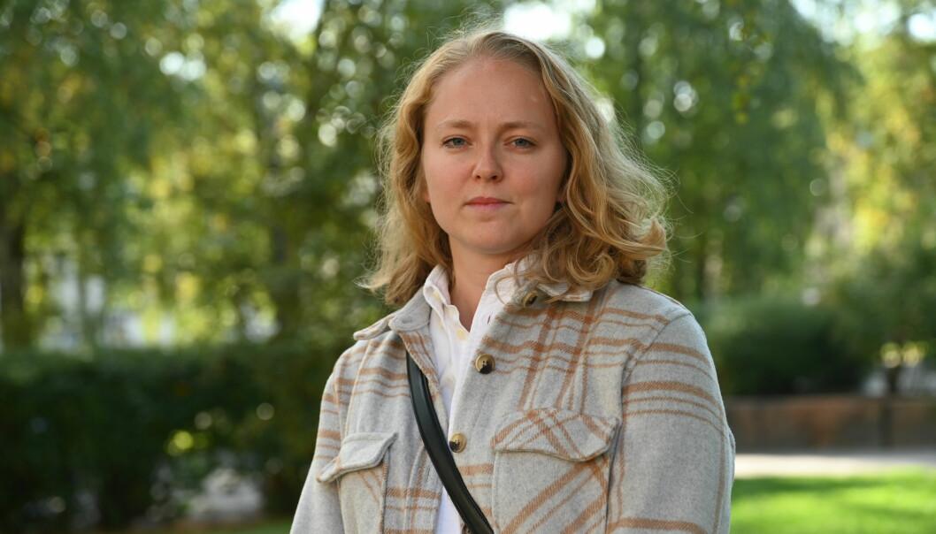 Klubbleder i TV 2, Margrethe Håland Solheim.