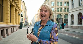 Grethe Gynnild-Johnsen gir seg etter 30 år i NRK. Nå går hun tilbake til skolebenken