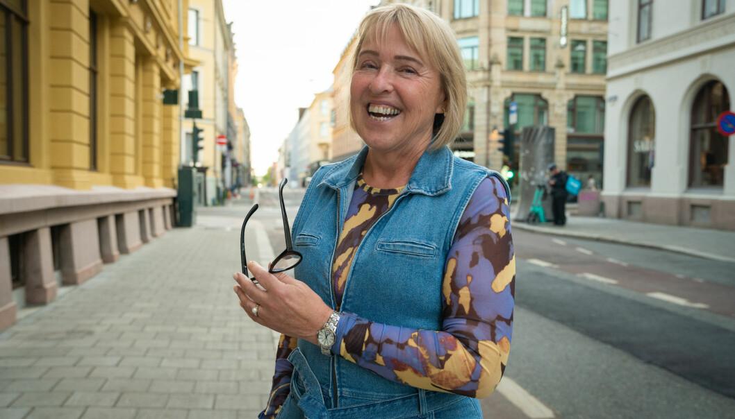 Grethe Gynnild-Johnsen sier hun har tenkt på NRK-exiten i lang tid.