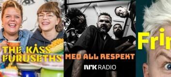 NRK søker kreative og flinke lydfolk