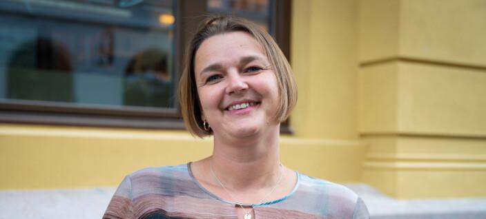 Tidligere NJ-leder Hege Iren Frantzen blir NRK-redaktør