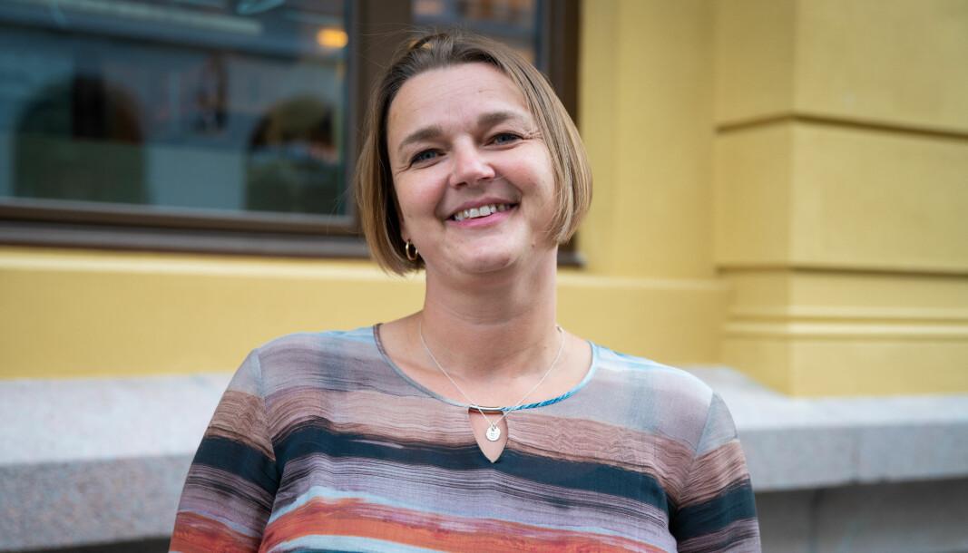 Hege Iren Frantzen rykker opp blir NRK-redaktør fra 1. oktober.