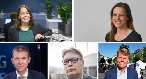 Hvem blir kulturminister? Dette tror de politiske kommentatorene