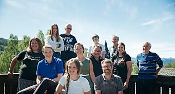 Hallingdølen søker journalist i årsvikariat