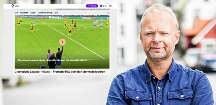TV 2 refses for bruk av retusjert Solskjær-bilde: – En skandale