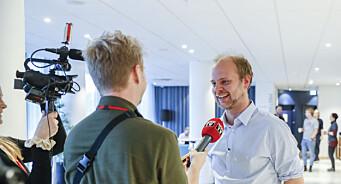 Mímir Kristjánsson mener mediene har undervurdert ham - og hjulpet ham til Stortinget