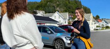 Nynorsk avissenter søkjer journalist (praktikanter)