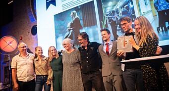 Fagbladet vant Fagpresseprisen: Her er alle prisvinnerne