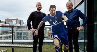 Amedia skal vise Messi og PSG-stjernenes kamper: – Full fyr på alle sylindere