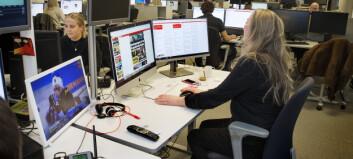 Børsen søker journalister