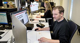 Dagbladet søker flere allroundjournalister