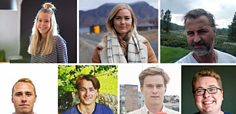 Disse syv får jobb i Dagbladet