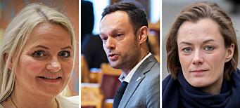 De rødgrønne om kulturministerposten: – Jeg stiller meg til disposisjon