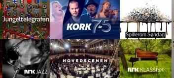NRK søker redaksjonssjef for Kultur Musikk