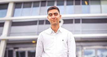 Shayan (20) startet på studiene for ett år siden - nå får han fast jobb i Fevennen