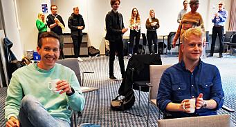 Starter mentorordning ved journalistutdanningen