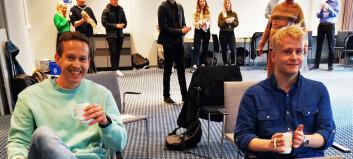 Starter mentorordning for journalist-studentene i Bodø