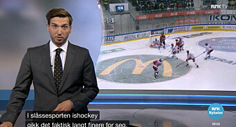Reagerer på at NRK kaller ishockey for «slåssesport»: – Respektløst