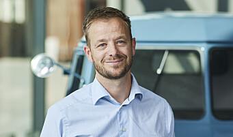Ny kommunikasjonssjef for Volkswagen, hentet fra Frp