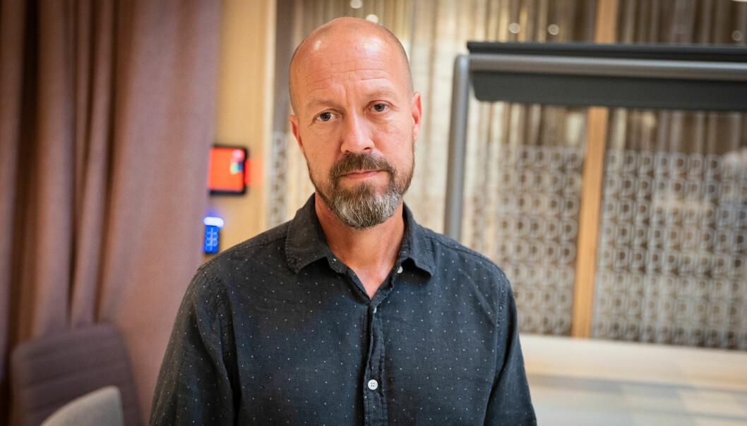 Etikkredaktør i NRK, Per Arne Kalbakk