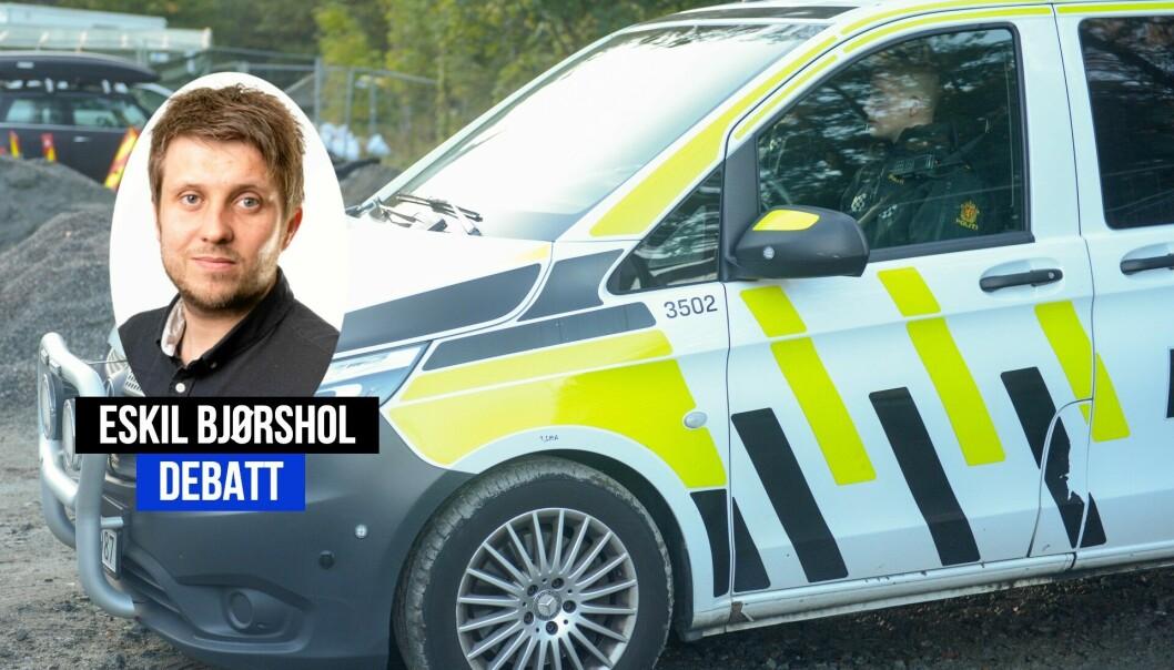 Lokalavisen Oppegård avis følger drapssaken på Kolbotn, men ber medier ta mer hensyn.