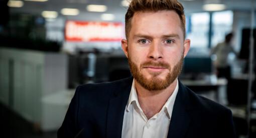 Elias Kr. Zahl-Pettersen (30) er ny vaktsjef for Dagbladet TV