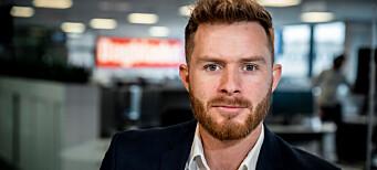 Han er Dagbladet TVs nye vaktsjef