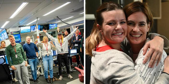 Nå åpner mediehusene opp igjen: – Avstandsreglene er opphevet