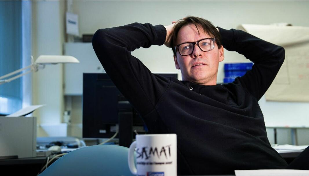 Stig Jakobsen blir ansvarlig redaktør og daglig leder i Amedia-avisen Nidaros.