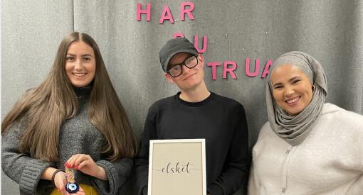 Skam-stjernen med ny Aftenposten-podkast om religion