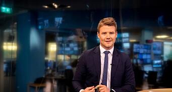 Fredrik Solbu Jullumstrø bytter ut NRK Nyheter med NRK Sport