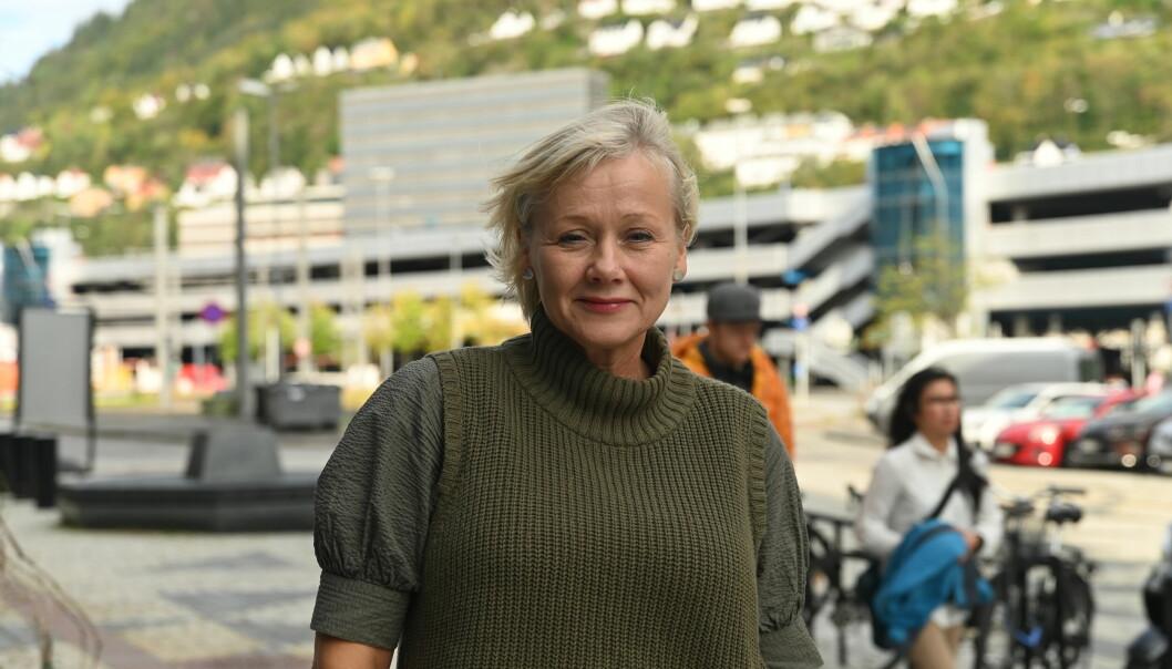 Journalist i Bergens Tidende, Kjersti Mjør.