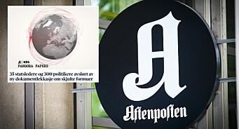 Aftenposten / E24 og BBC blant 150 medier med stor avsløring