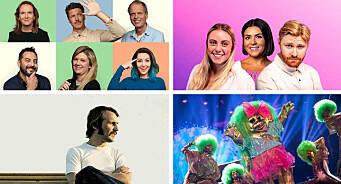 NRK lanserer egen Maskorama-podkast