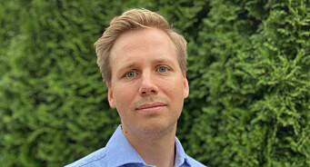 Henrik Strømhaug blir Discovery-direktør: – Kribler etter å komme i gang