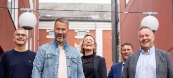 Lanserer nytt kom-byrå i Stavanger
