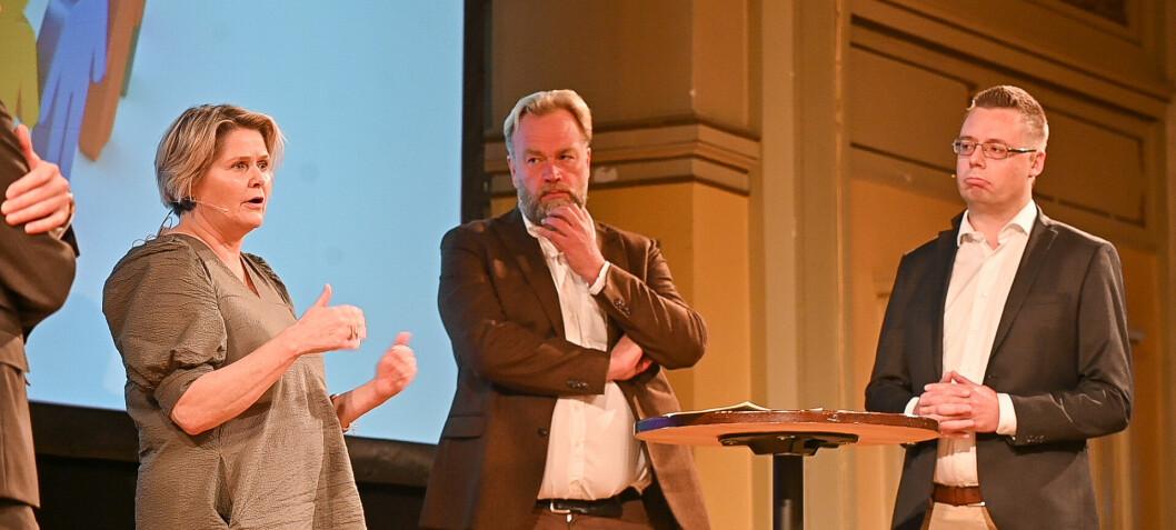 NRK-profil advarer politiet mot manglende åpenhet: – Da blir vi mer skeptiske