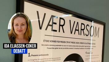 Vær Varsom-plakaten knebler voldtektsofre