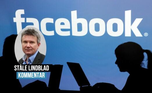 Facebook har malt seg selv inn i et hjørne