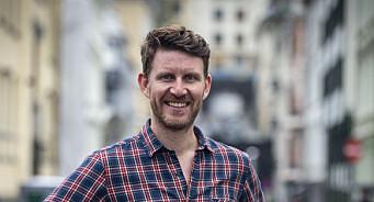 Redaktør Jens Kihl: – Nå blir jeg sosialist med millionlønn