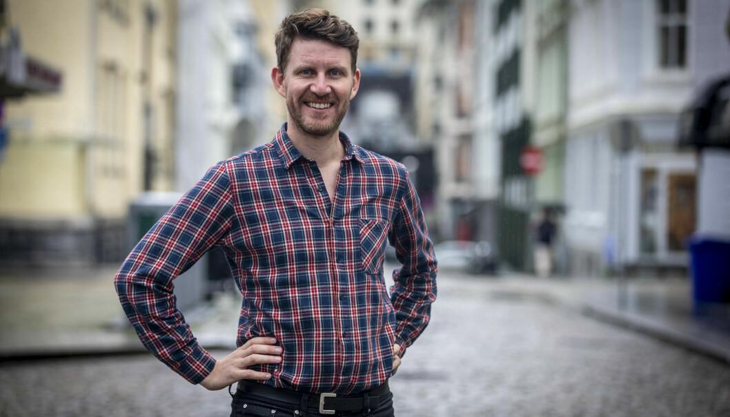 Jens Kihl blir kulturredaktør i Bergens Tidende.