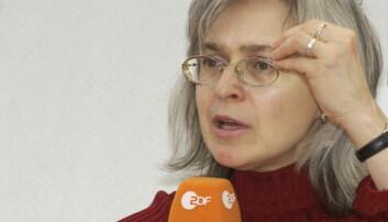 Russland minnes Anna Politkovskaja – 15 år etter drapet